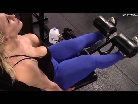 LEGS, GLUTES AND HAMMIES WORKOUT - Sara Piana
