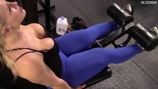 LEGS, GLUTES AND HAMMIES WORKOUT - Sara Piana