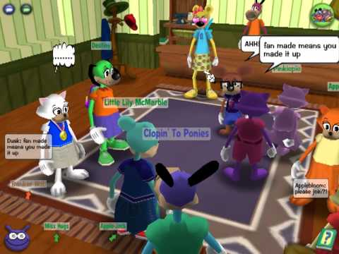 The Shit I See Relating to My Little Pony on ToonTown