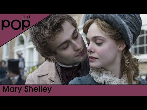 Elle ning, Douglas Booth and Bel Powley Get Gothic with Frankenstein