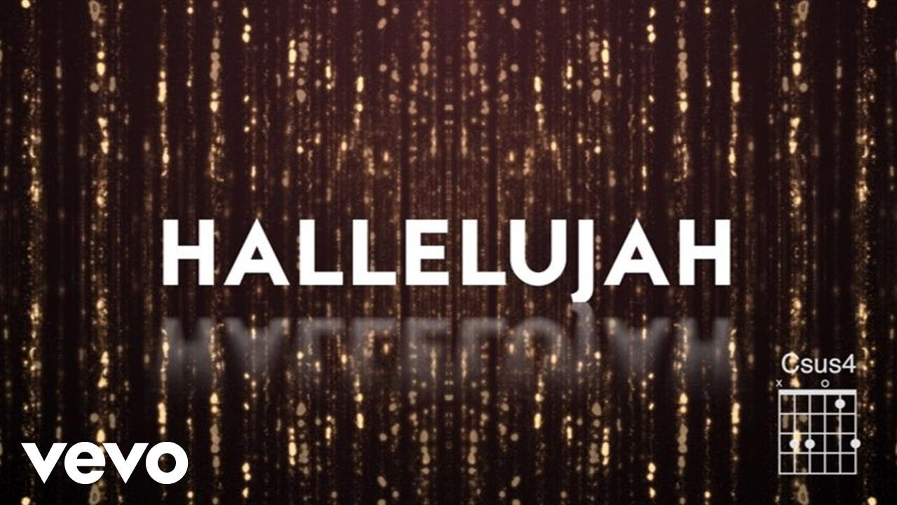 Matt Redman Glory Hallelujah Lyrics And Chords Youtube