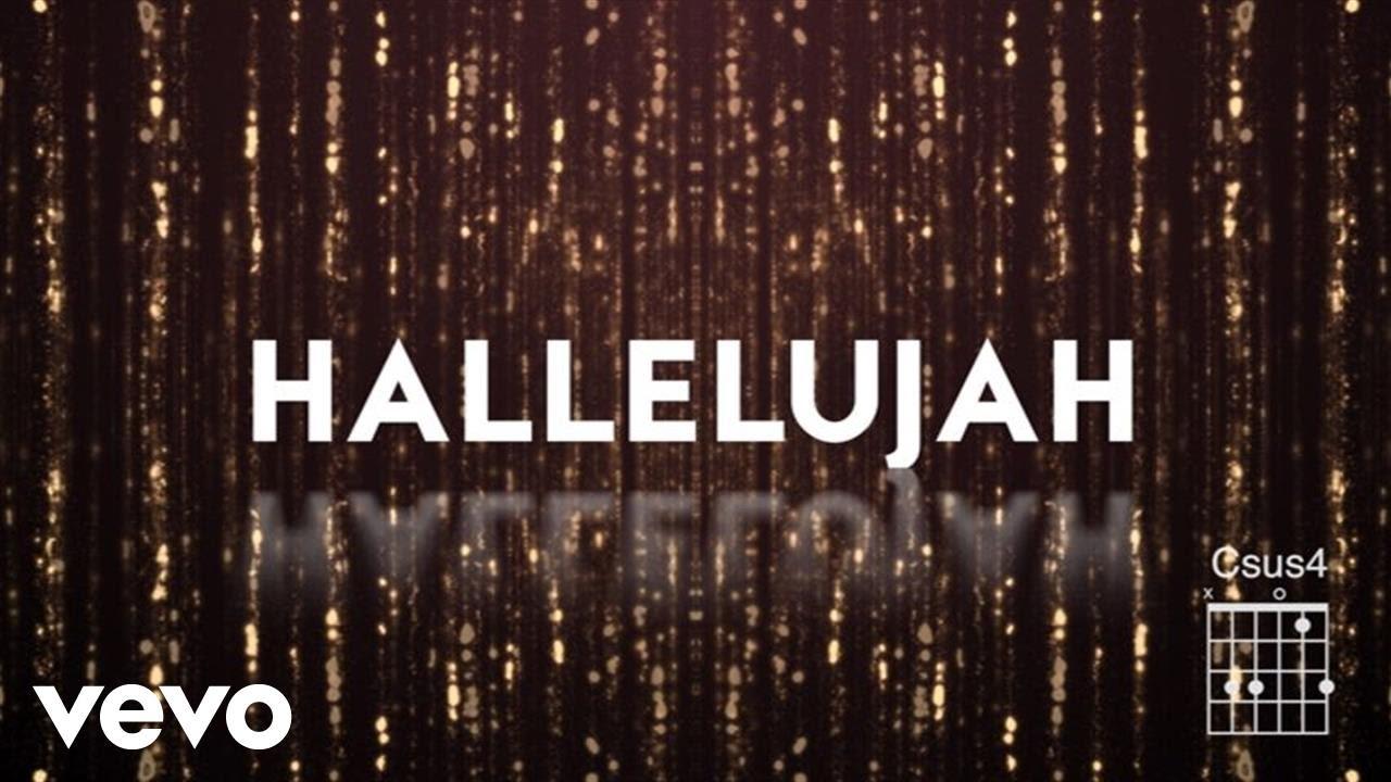 Matt Redman Glory Hallelujah Lyrics And Chords YouTube