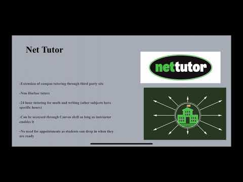 Net Tutor Video How To Access