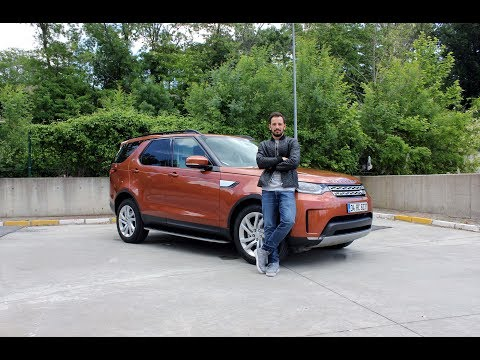 Land Rover Discovery 5 / Video