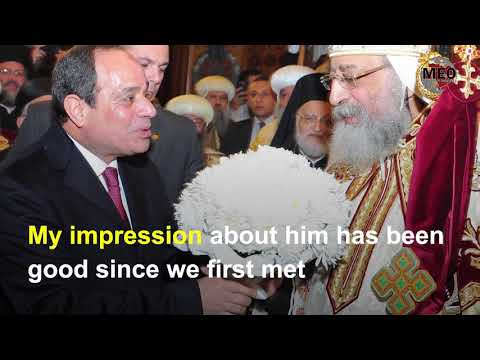 From Coptic Church To Salafists' Party, Sisi Uses Religion To Consolidate His Power