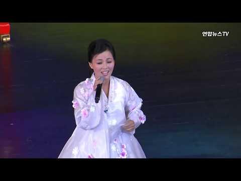 北朝鮮 三池淵管弦楽団 comeback stage (feat. 牡丹峰樂團)