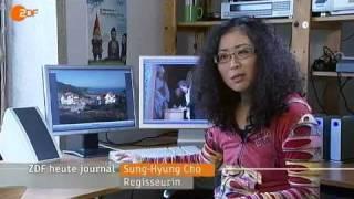 """Kinovorstellung """"Endstation der Sehnsüchte"""" im ZDF Heute Journal"""