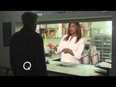 Queen Latifah on Scandal? | The Queen Latifah Show