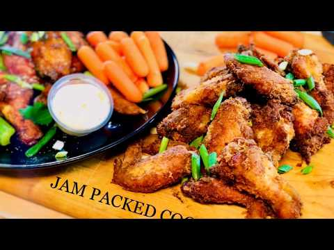 THE WORLDS BEST CHICKEN WINGS HOW TO COOK FAST AND EASY