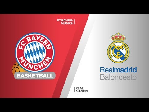 FC Bayern Munich - Real Madrid Highlights | Turkish Airlines EuroLeague RS Round 14