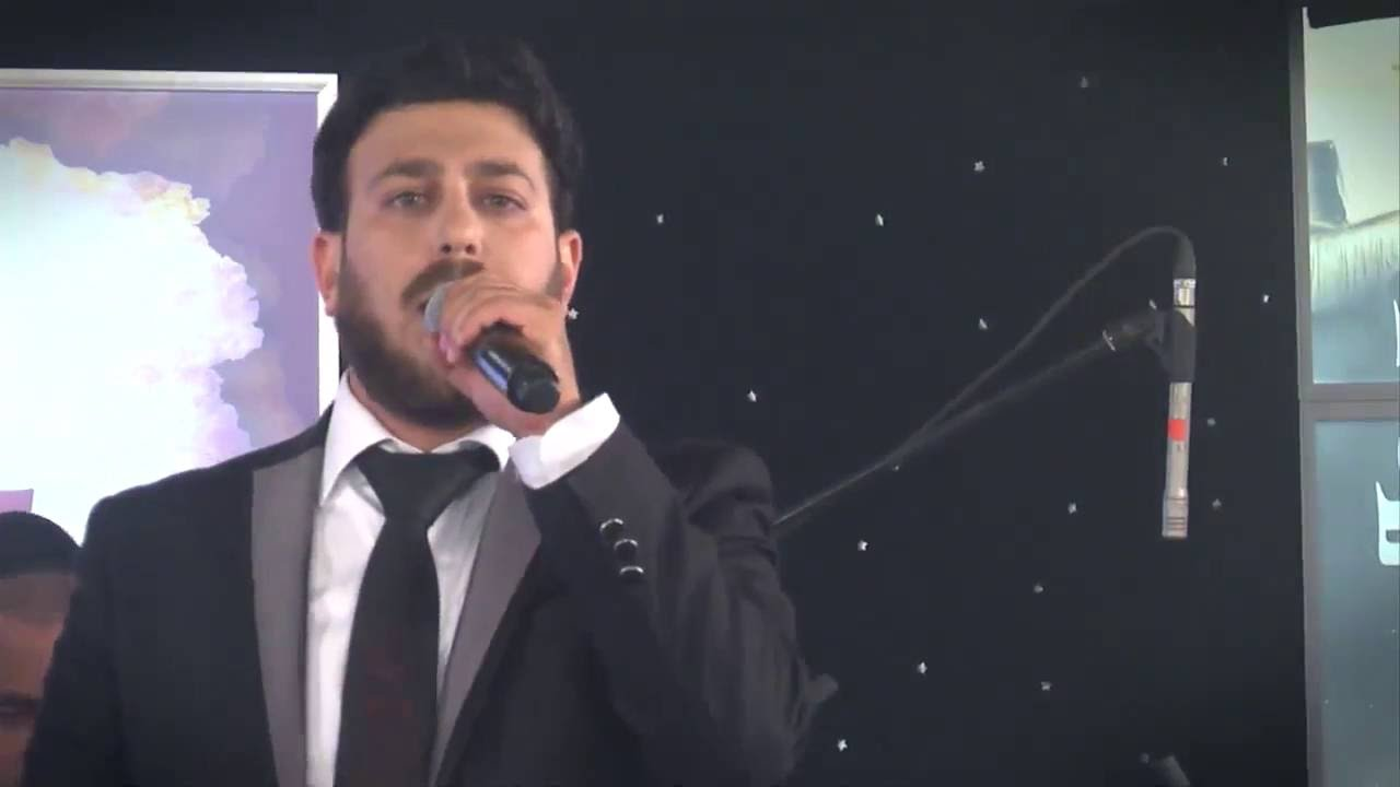 שרים סליחות: אליך ה' נשאתי עיני - חיים בר HD