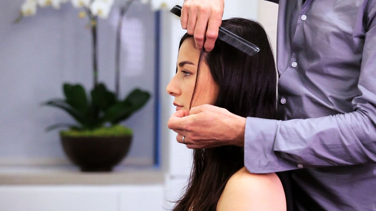 How to Layer Long Thin Hair