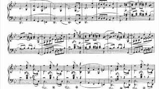 Jörg Demus plays Schumann Album für die Jugend Op.68 - 37. Matrosenlied