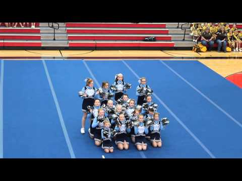 Shelby's Cheer Dance Exhibition 2013