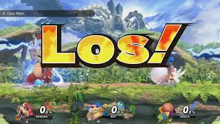 Super Smash Bros. Ultimate - Riki