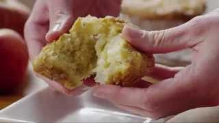 Muffin Recipes - How To Make Apple Strudel Muffins