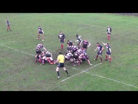 Aberdeen Grammar RFC v Ayr 1st half 28/1/17