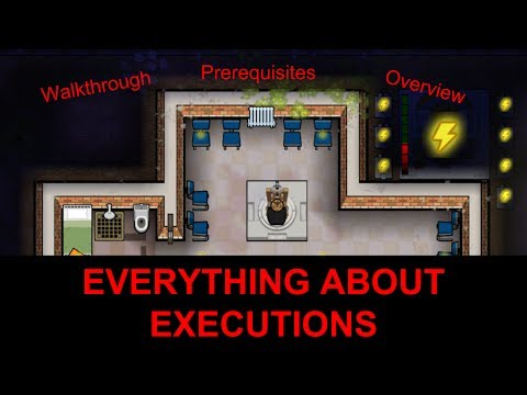 Everything You Need to Know About Prisoner Execution - Prison Architect