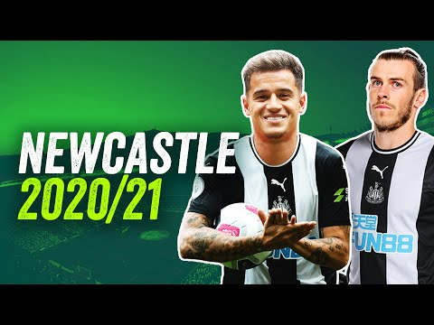Bale And Cavani In BRAND NEW Newcastle United Lineup For 2020/21! ► Who's In