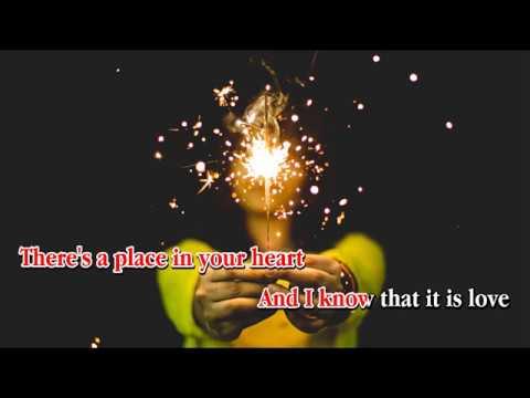 [Karaoke] Heal The World - Michael Jackson
