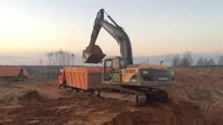 Ремонт гидравлики VOLVO EC240Blc(, 2016-10-19T21:17:00.000Z)
