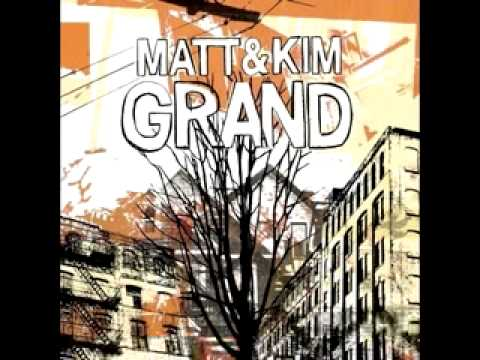 Matt & Kim - Daylight (Full Instrumental)