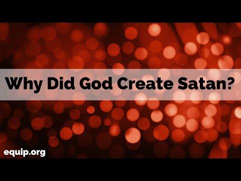Why Did God Create Satan? - Hank Hanegraaff