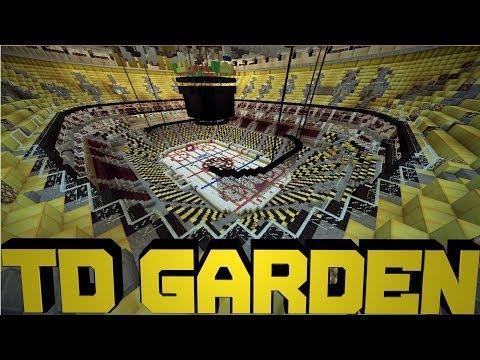 TD Garden | Minecraft PE [DOWNLOAD]