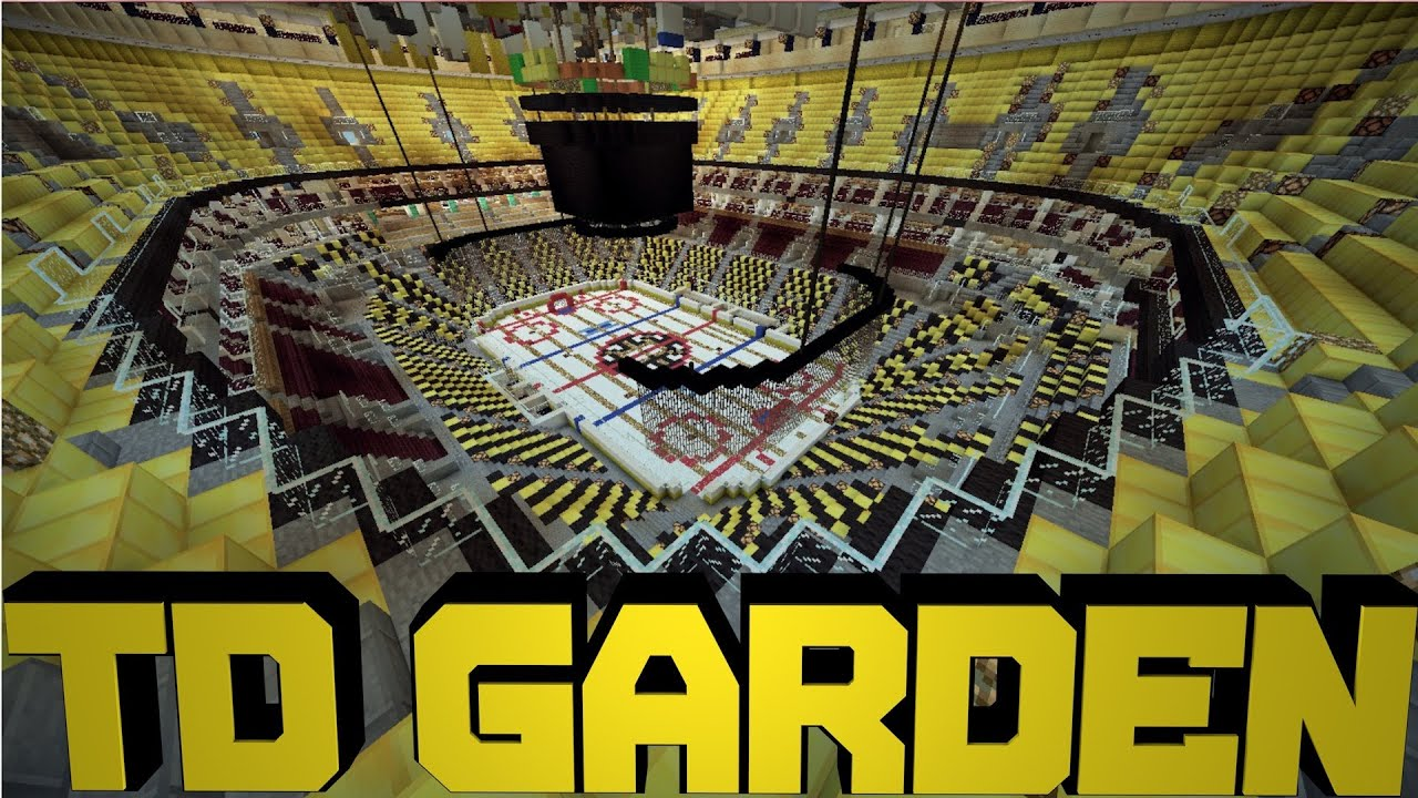 td garden minecraft pe download youtube map of boston td garden
