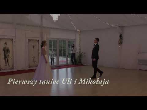 """Pierwszy taniec Urszuli i Mikołaja 08.09.2017 r. """"Perfect"""" Ed Sheeran"""