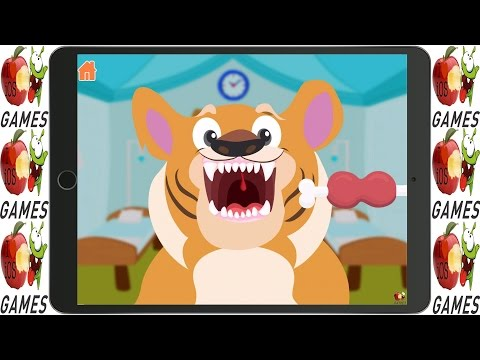 Feed The Animals App - Kids Learn Wild Animals  - Educational Game for Kids
