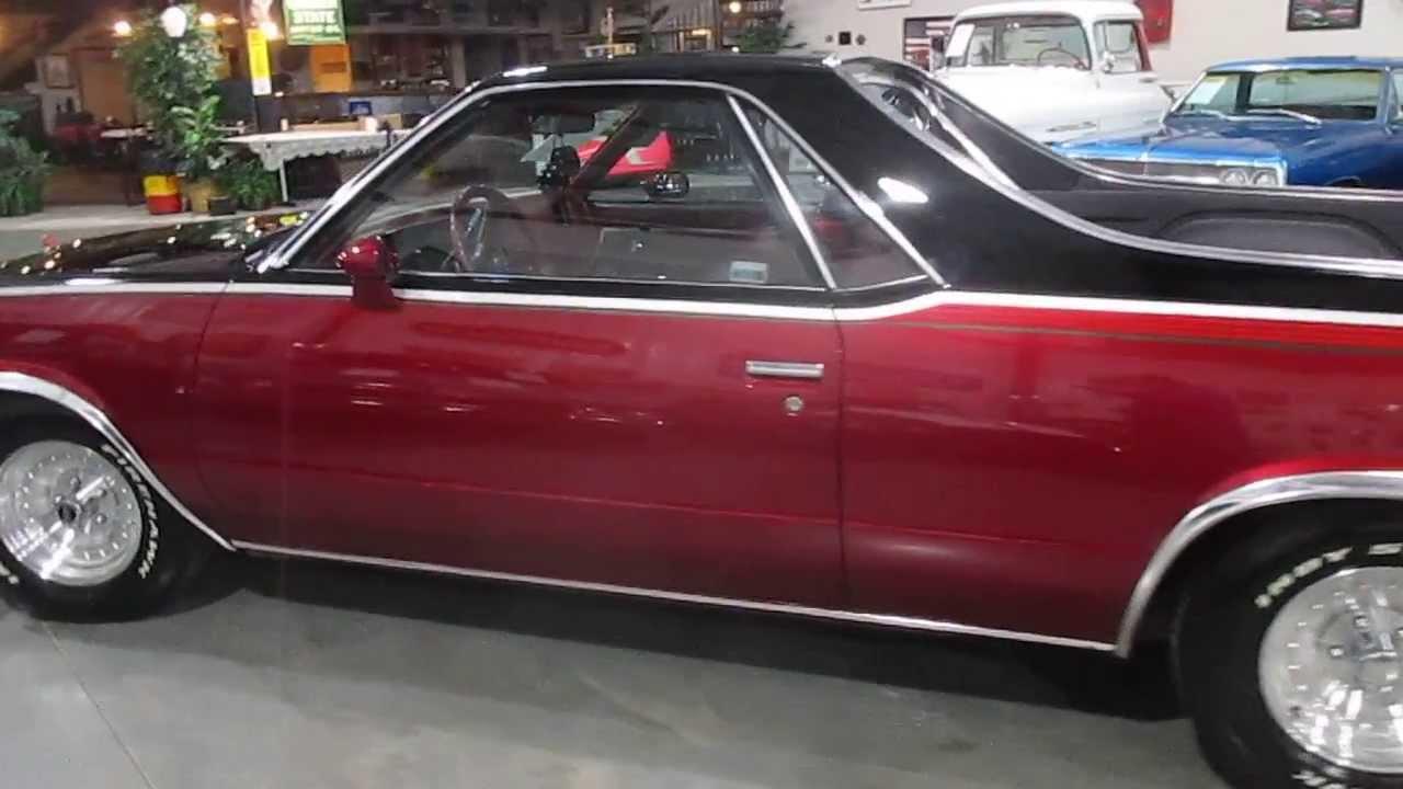 medium resolution of  sold 1979 el camino auto ps pb tilt a c buckets for sale passing lane motors