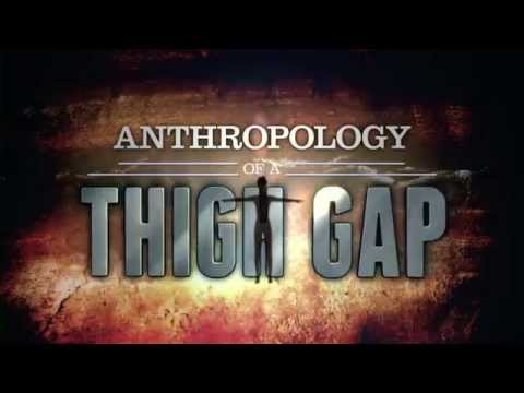 The Mystery of the Female Thigh Gap