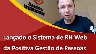Sistema de RH Web da Positiva Gestão de Pessoas - Samuca Webdesign