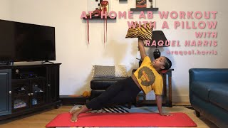 At-Home Ab Workout with a Pillow | At-Home Workouts | SHAPE