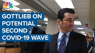Scott Gottlieb on potential second wave of coronavirus cases