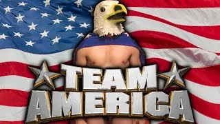 Team America Theme - EXTREME PATRIOTIC Version (feat. Eric Meyer)