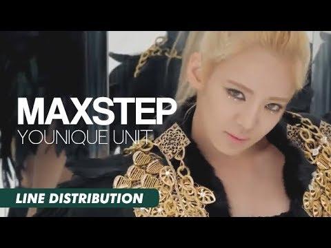 YOUNIQUE UNIT - MAXSTEP | Line Distribution