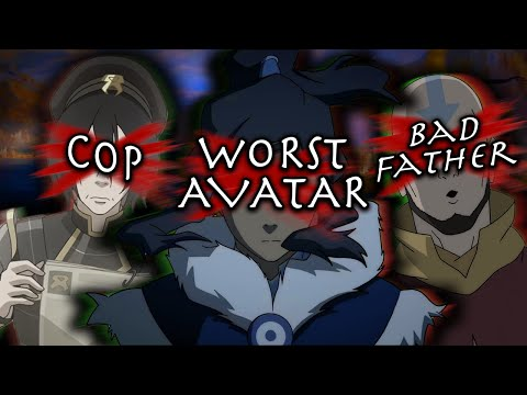 the-legend-of-korra's-biggest-issues...