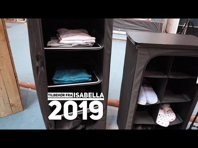 Isabella tilbehørs nyheder 2019