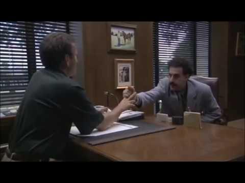 Borat  - She Tight, Like This.