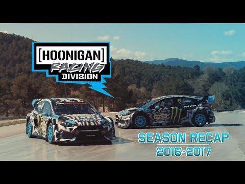 Hoonigan Racing Highlights 2016&2017 from #BakkerudLIFE