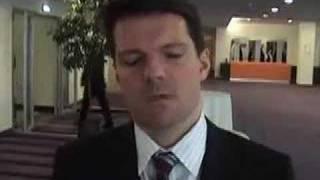 Lattelecom CEO in Latvian