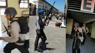 Download Lagu Para Personel Polisi Lari Terbirit-birit Dengar Alarm PLB! Sampai Ada yang tak Bercelana! mp3