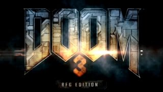 DOOM 3: BFG Edition ★ Doom 3 Full Playthrough ★ HD 1080p 60fps