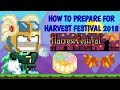 Growtopia - How To Prepare For Harvest Festival 2018