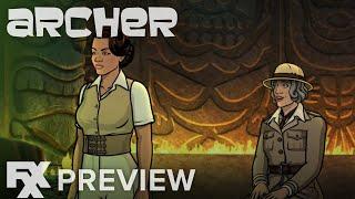 Archer | Season 9 Ep. 8: A Discovery Preview | FXX