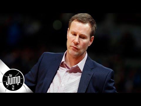 Bulls set ex-coach Fred Hoiberg up to fail - Jorge Sedano | The Jump