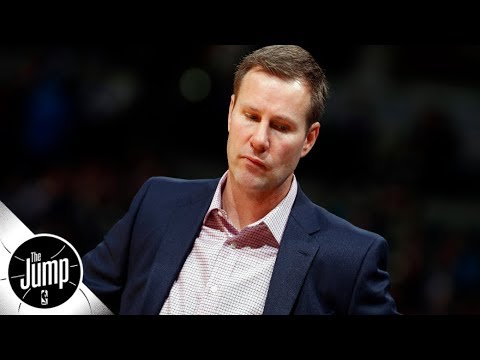 It's official: Fred Hoiberg is back in the college game, this time at Nebraska