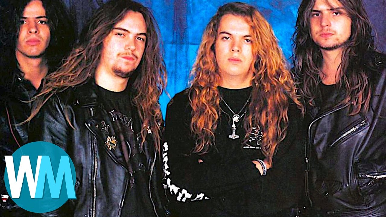 Top 10 Best Sepultura Songs - ...